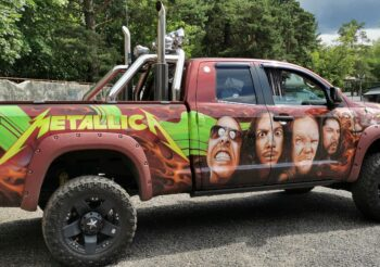 Toyota Tundra 2008 Metallica