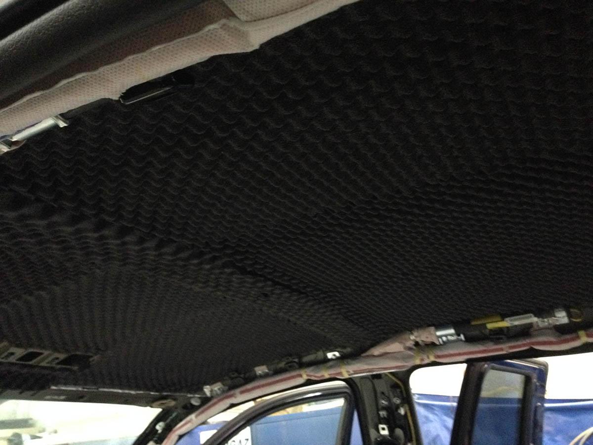 Теплоизоляция крыши - третий слой
