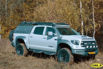 Toyota Tundra SilverEagle