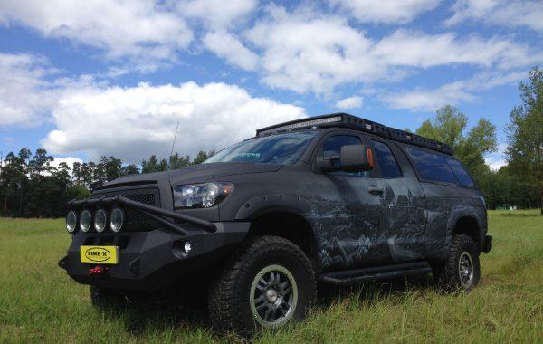 Toyota Tundra 2011 (Москва)