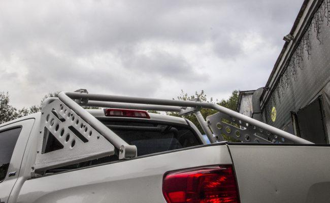Тюнинг Toyota Tundra SR5 2010